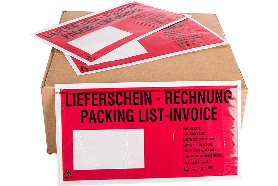 Begleittaschen C5/6 SK LS + RE, Art.-Nr. 00518 - Paterno Shop
