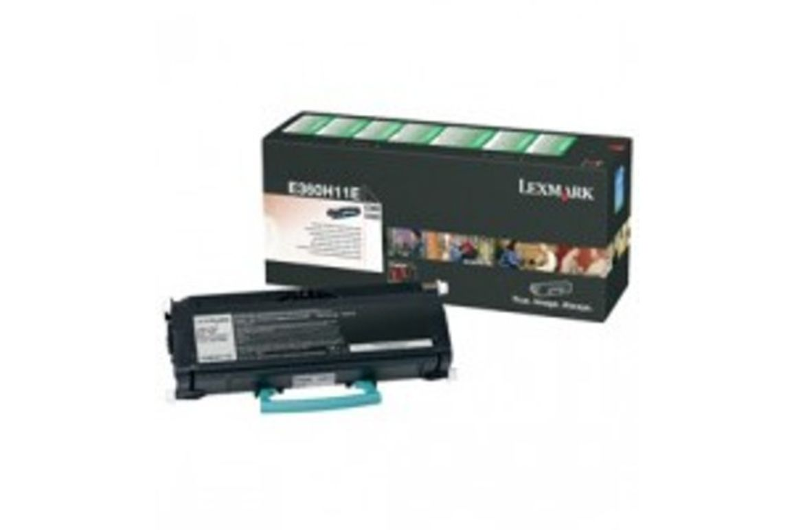 Toner Original Lexmark E 360 Return schwarz, Art.-Nr. 0E360H11E - Paterno Shop