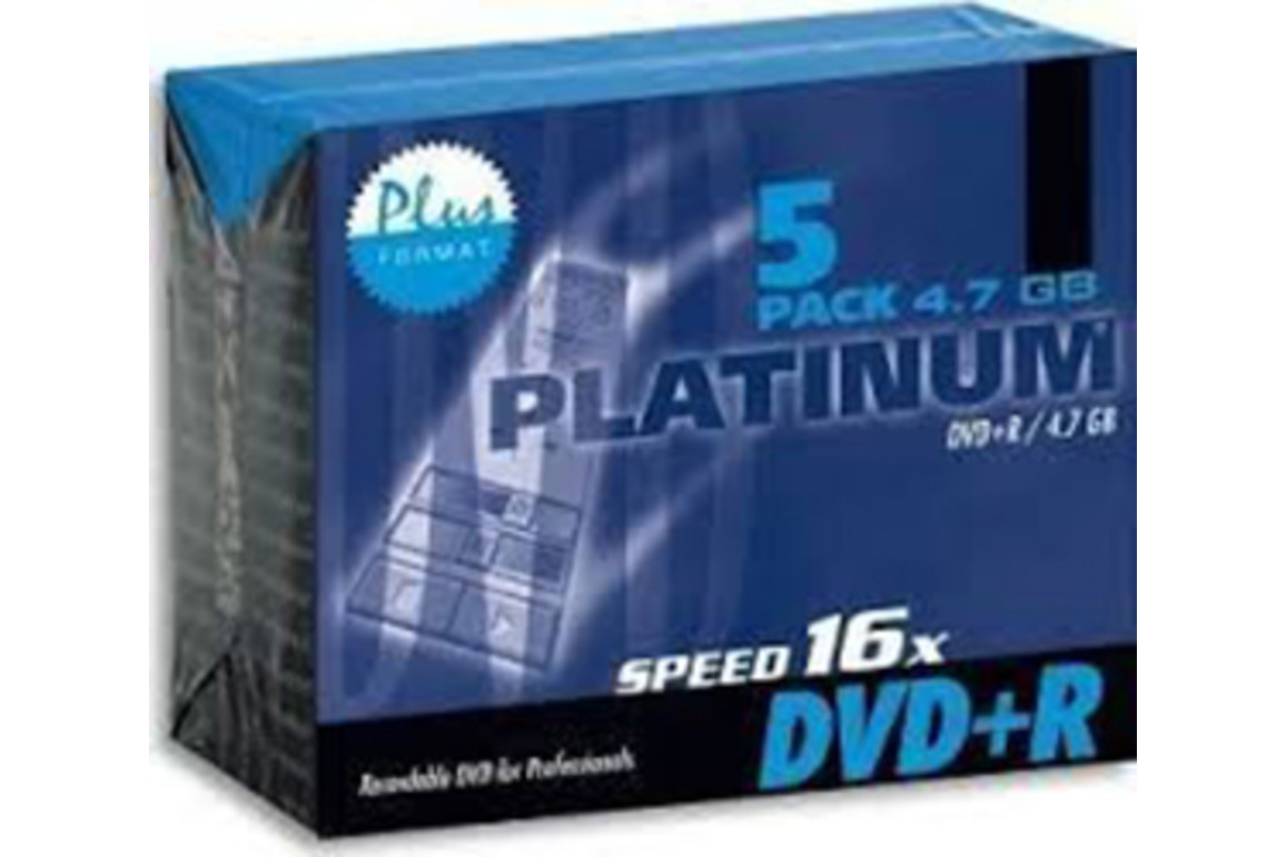 DVD+R  4,7 GB 16x Jewel Case, Art.-Nr. 100015 - Paterno Shop
