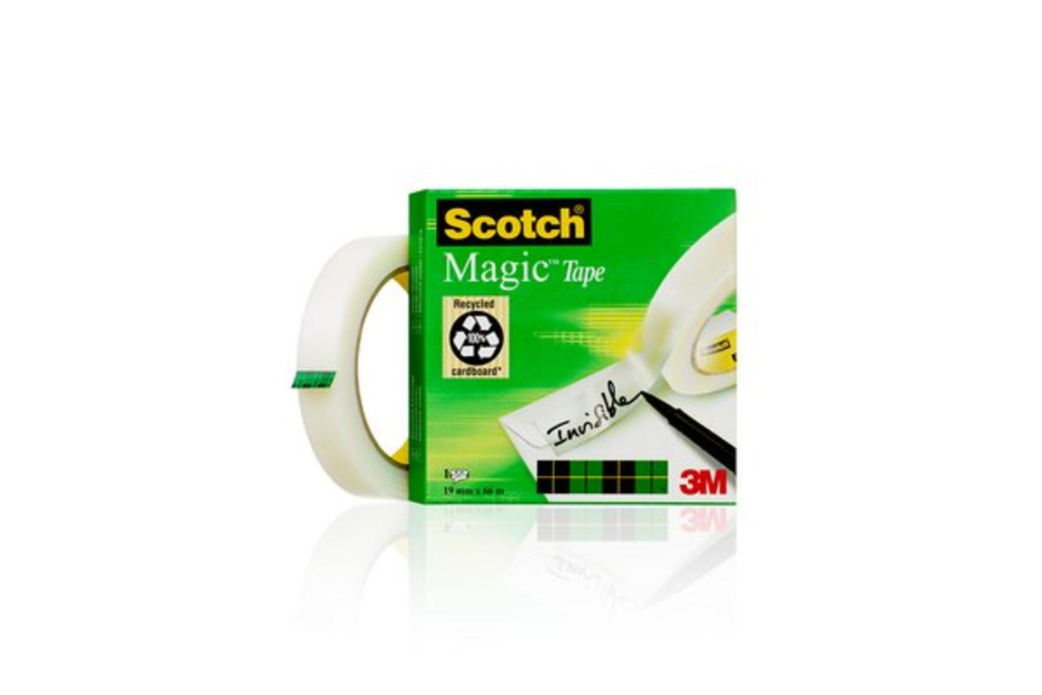 Klebeband Scotch Magic 19mmx66lfm, Art.-Nr. 11260 - Paterno Shop