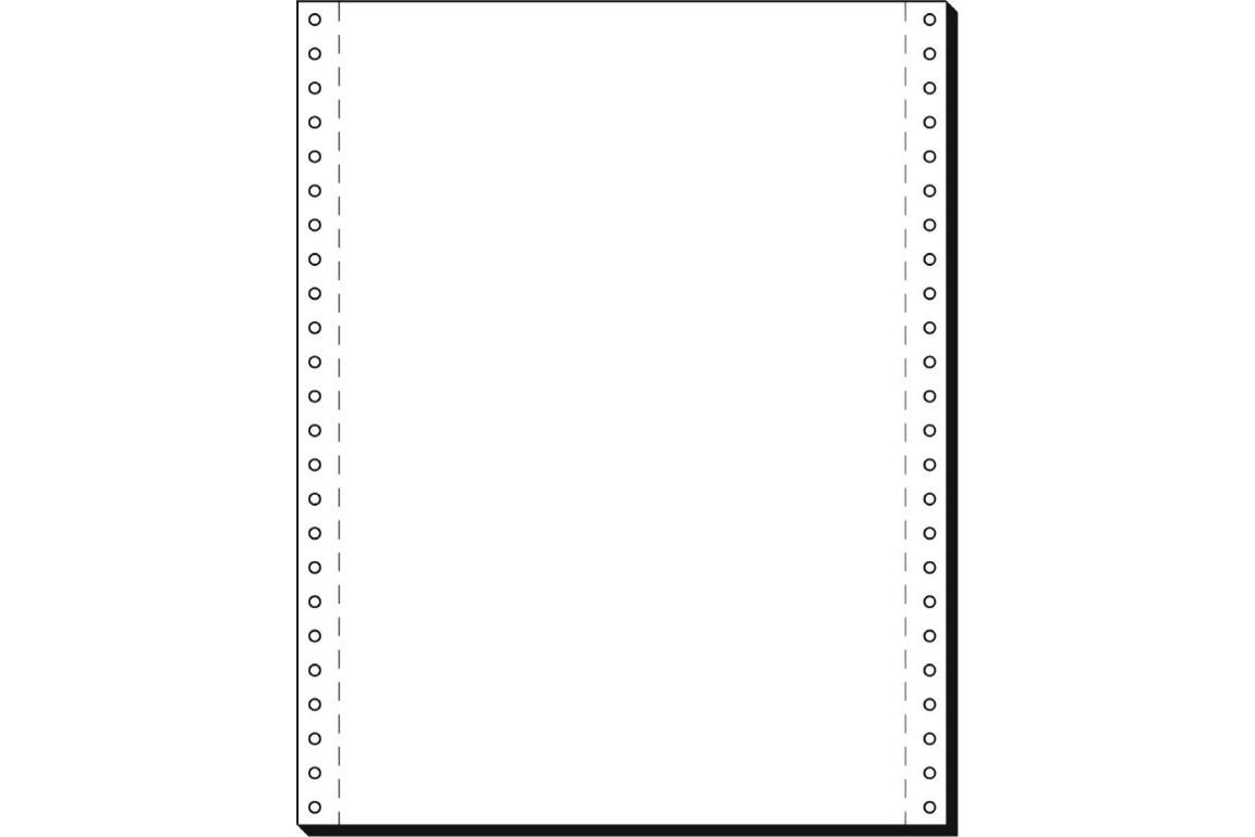Papier EDV 60 gr. HP, Art.-Nr. 12-X240-LEER. - Paterno Shop