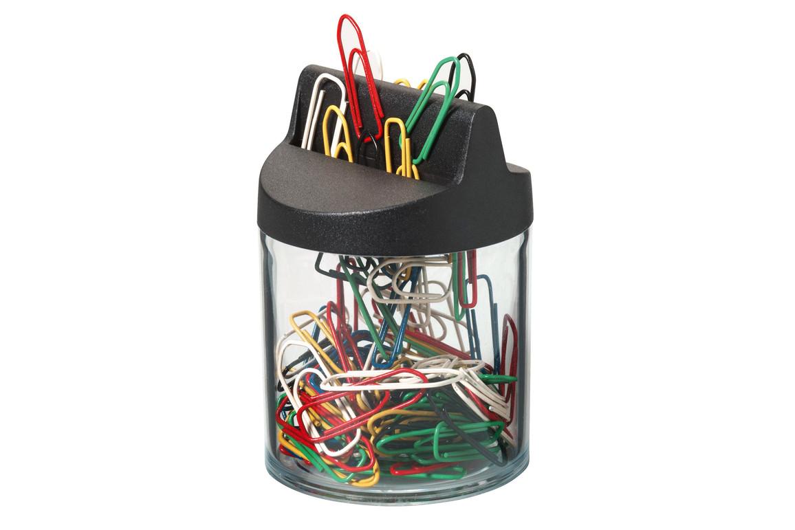 Büroklammernspender Durable mit Magnet, Art.-Nr. 1240 - Paterno Shop