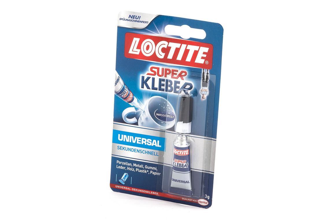 Sekundenkleber Loctite Superkleber 3 gr, Art.-Nr. 13746 - Paterno Shop