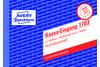 Kassaeingangsbuch ZWF, DIN A6 quer, Art.-Nr. 1703ZWF - Paterno Shop