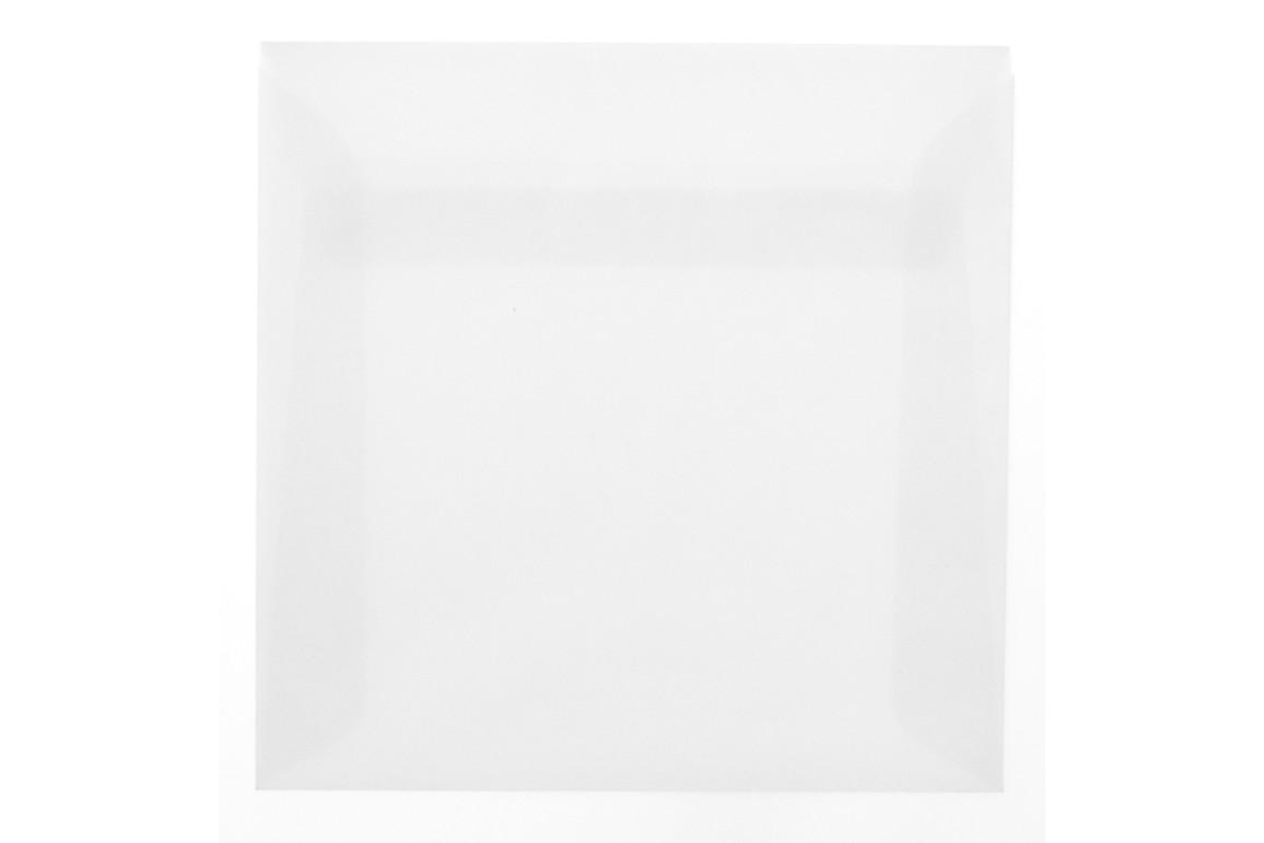 Transparentkuvert Mayspies 160x160 mm glatt, Art.-Nr. 1951704140 - Paterno Shop
