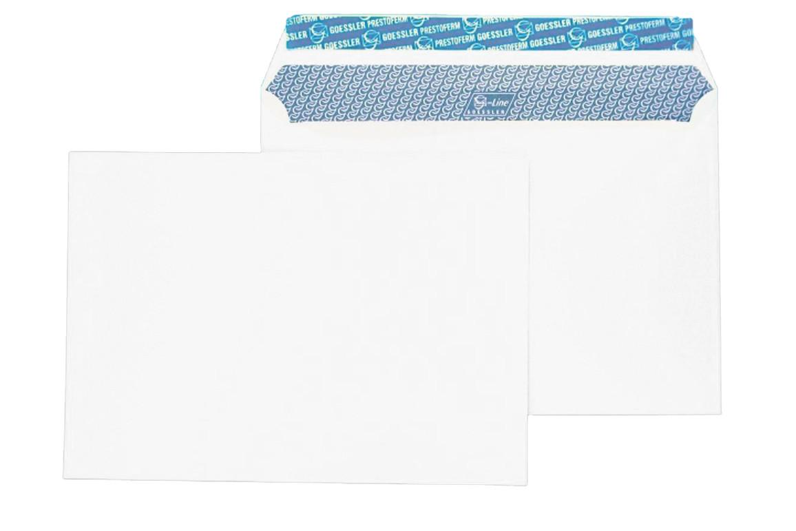 Kuvert Gössler C5 SV 100 gr. G-Line grey, Art.-Nr. 2051K - Paterno Shop
