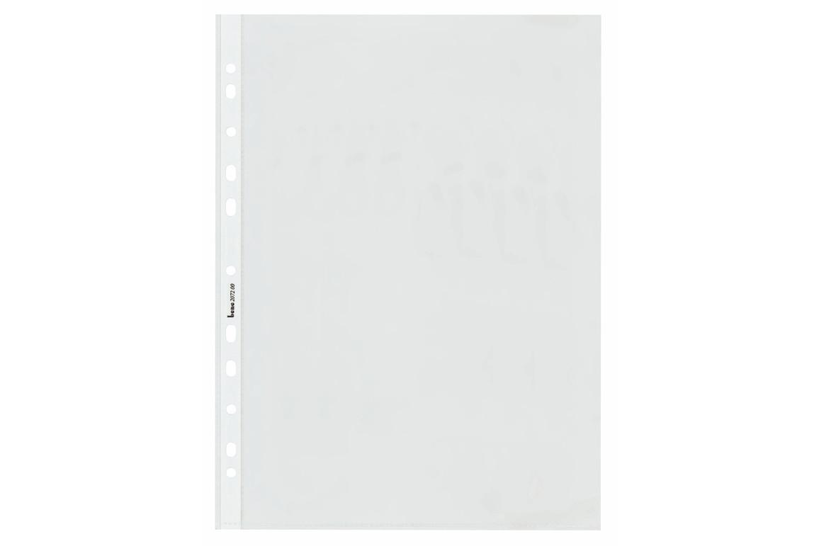 Klarsichthüllen Bene A4 100my glasklar, Art.-Nr. 207200-CL - Paterno Shop