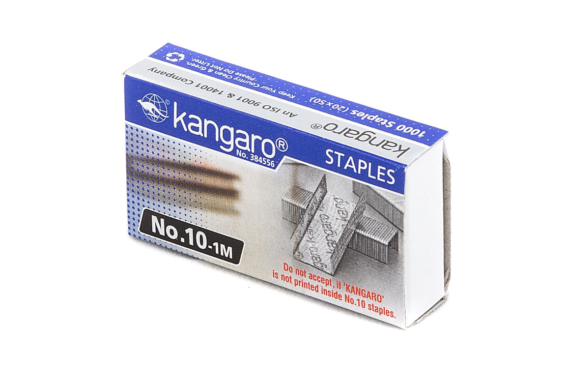 Heftklammern Kangaro Stables 10, Art.-Nr. 210 - Paterno Shop