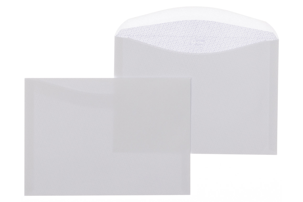 Kuvert Gössler C5 RD-AB 80 gr. G-line grey, Art.-Nr. 2150K - Paterno Shop