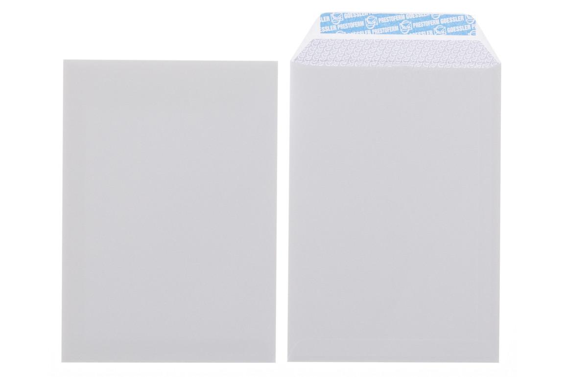 Kuverttasche Gössler C5 F SV 100 gr. G-Line grey, Art.-Nr. 2216K - Paterno Shop