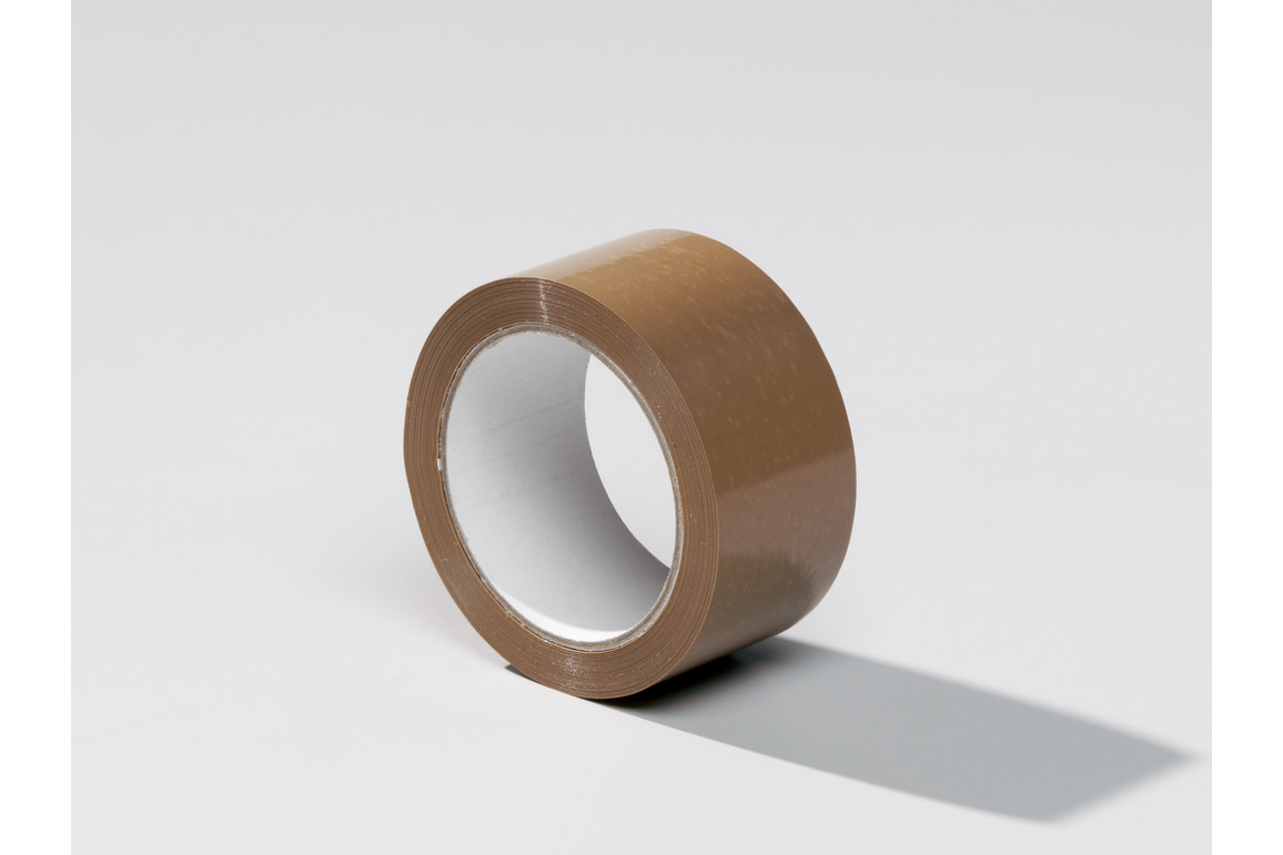 Klebeband Sellotape PVC 50mm 66lfm braun, Art.-Nr. 2290-50-66 - Paterno Shop