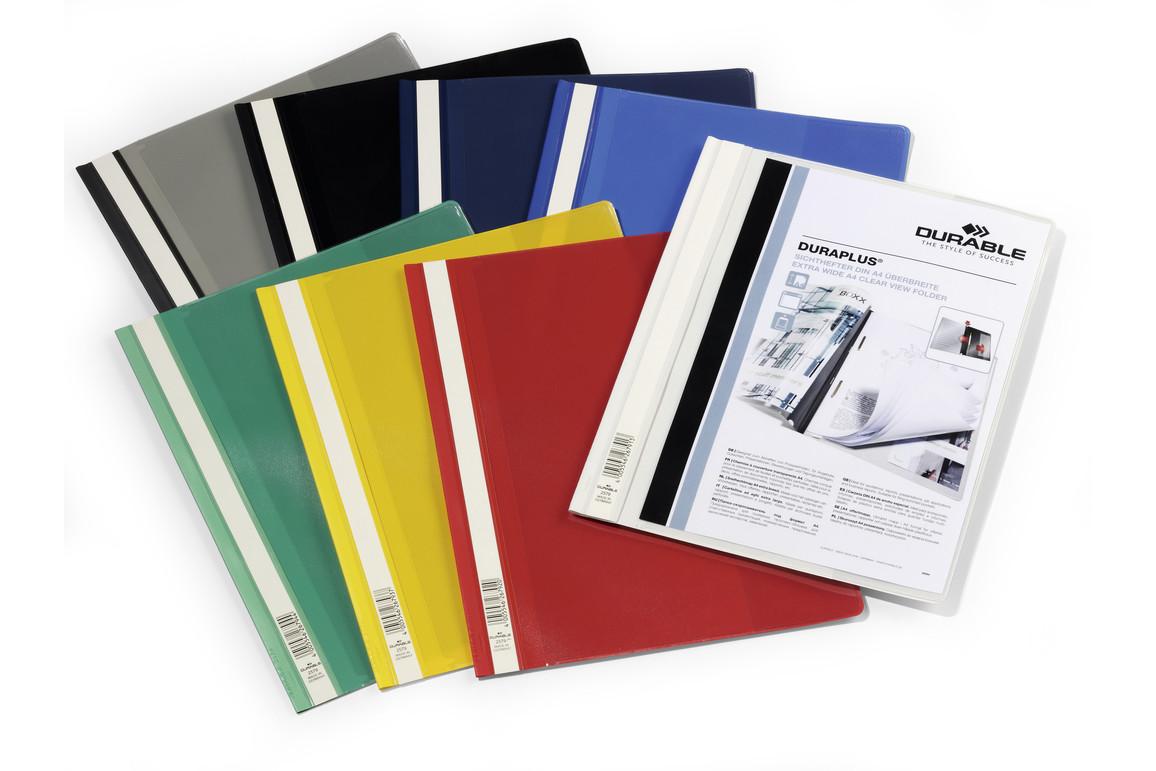 Angebotsmappe Durable Duraplus A4, Art.-Nr. 2579 - Paterno Shop