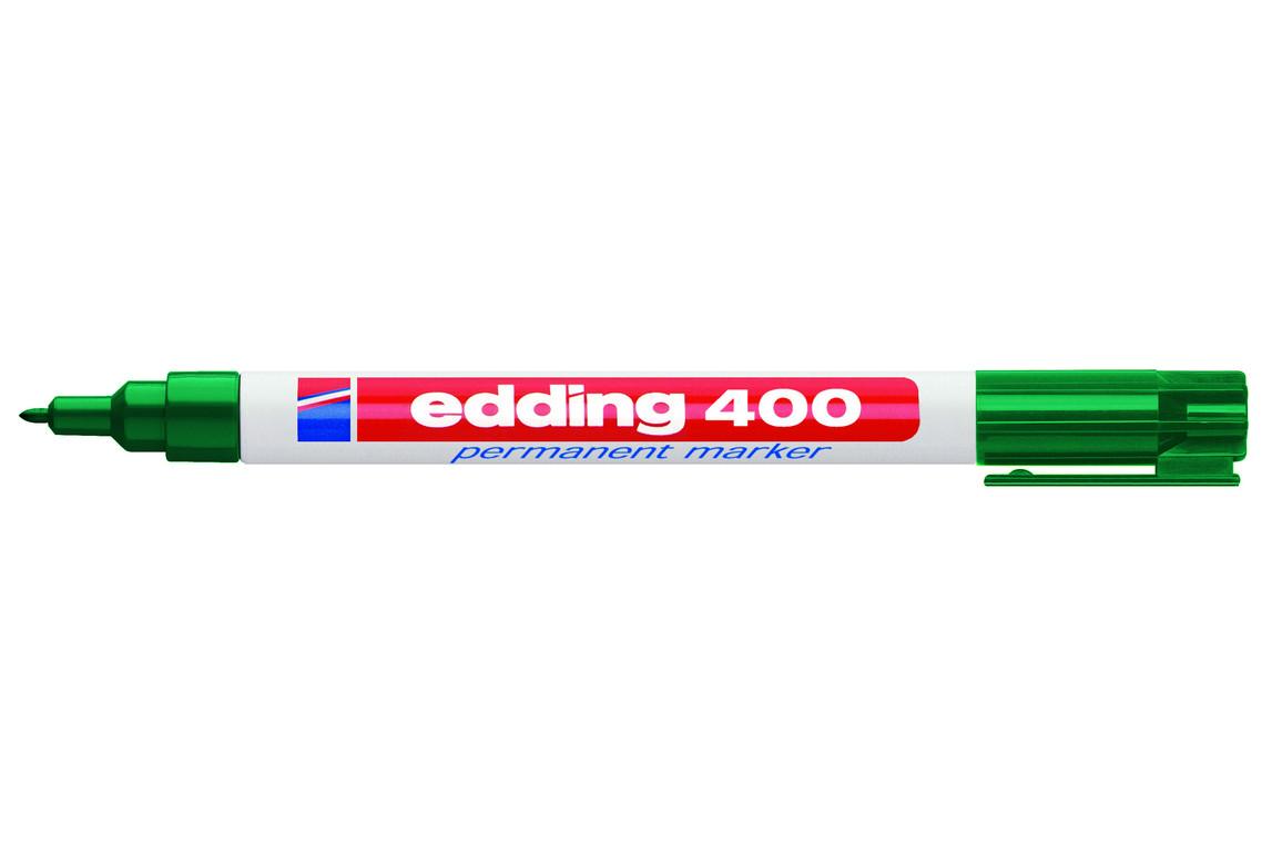 Marker Edding 400 permanent, Art.-Nr. 400 - Paterno Shop