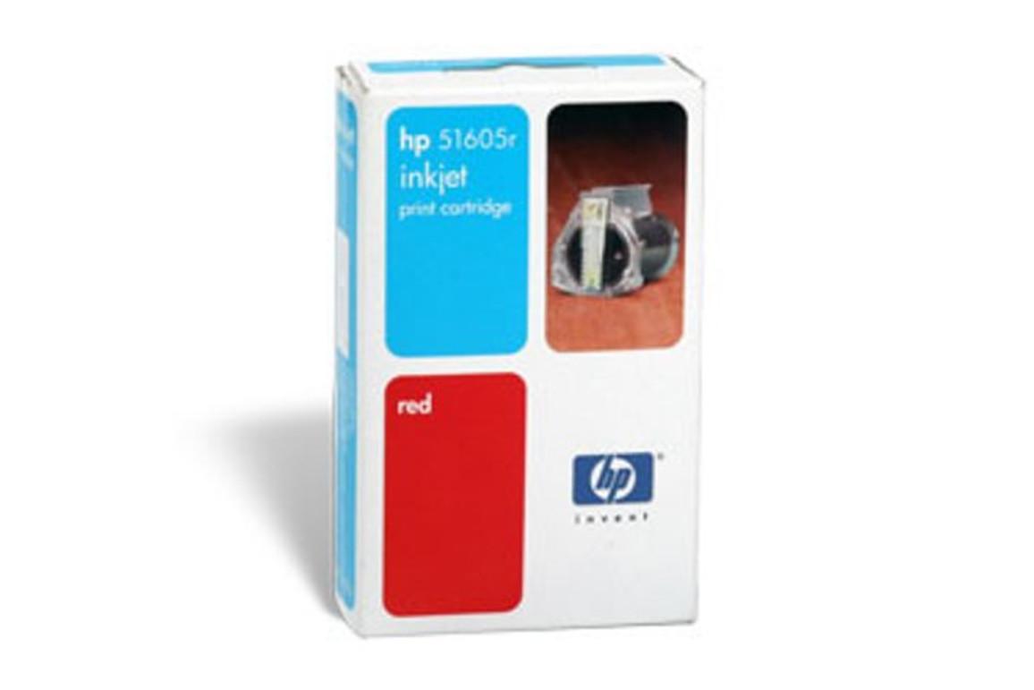 HP Ink für JetPapier red, Art.-Nr. 51605R - Paterno Shop