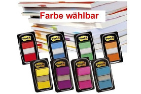 Haftstreifen Post-it Index 25,4x43,7mm, Art.-Nr. 680 - Paterno Shop