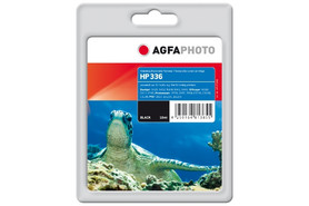 AgfaPhoto HP Vivera Ink Nr.336 black 10ml, Art.-Nr. APHP336B - Paterno Shop