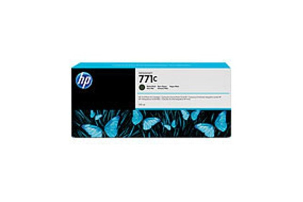 HP Ink Nr.771C matte black 775ml, Art.-Nr. B6Y07A - Paterno Shop