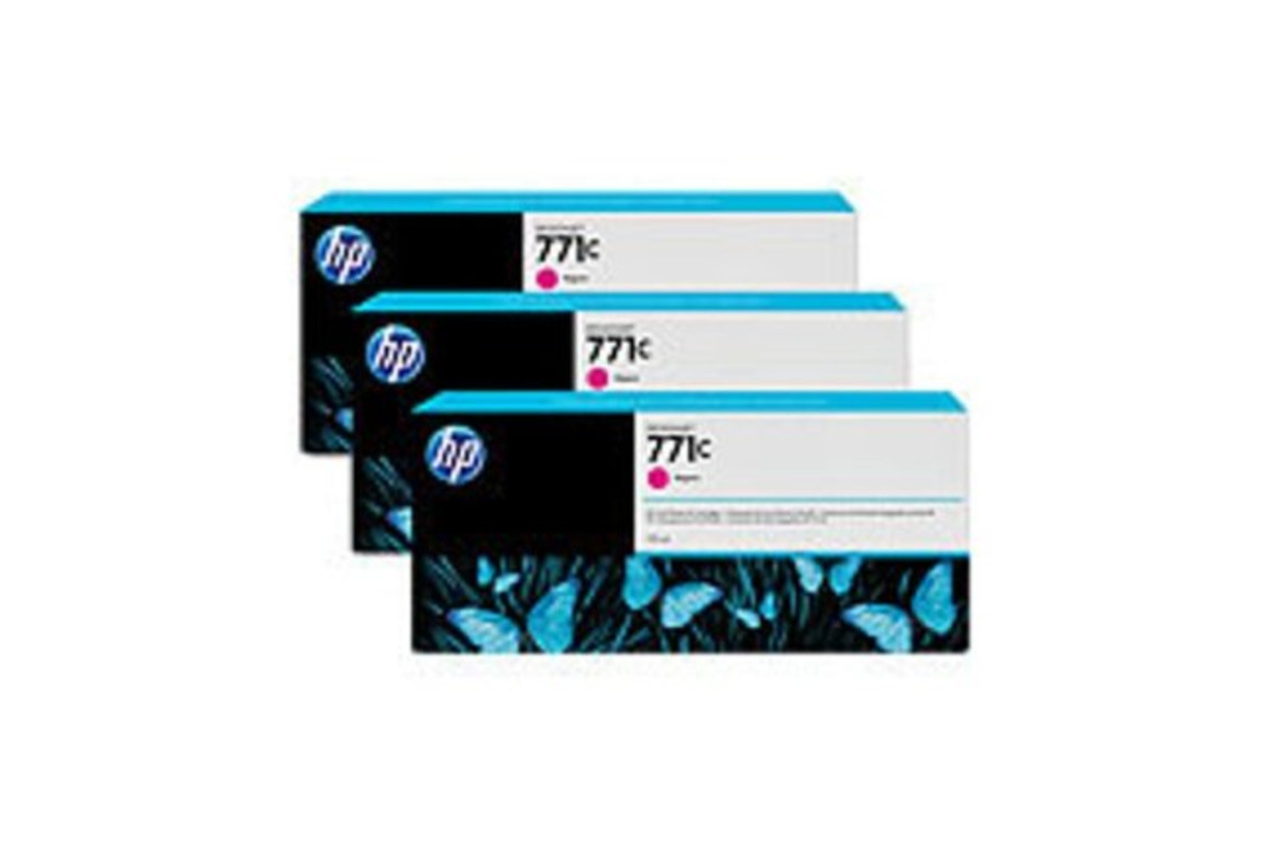 HP Ink Nr.771C mag. je 775ml 1x3, Art.-Nr. B6Y33A - Paterno Shop