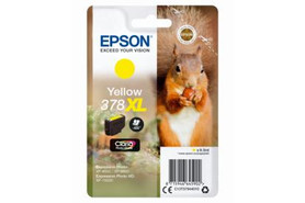 Epson Clara Photo HD Ink Nr.378XL yell., Art.-Nr. C13T37944010 - Paterno Shop