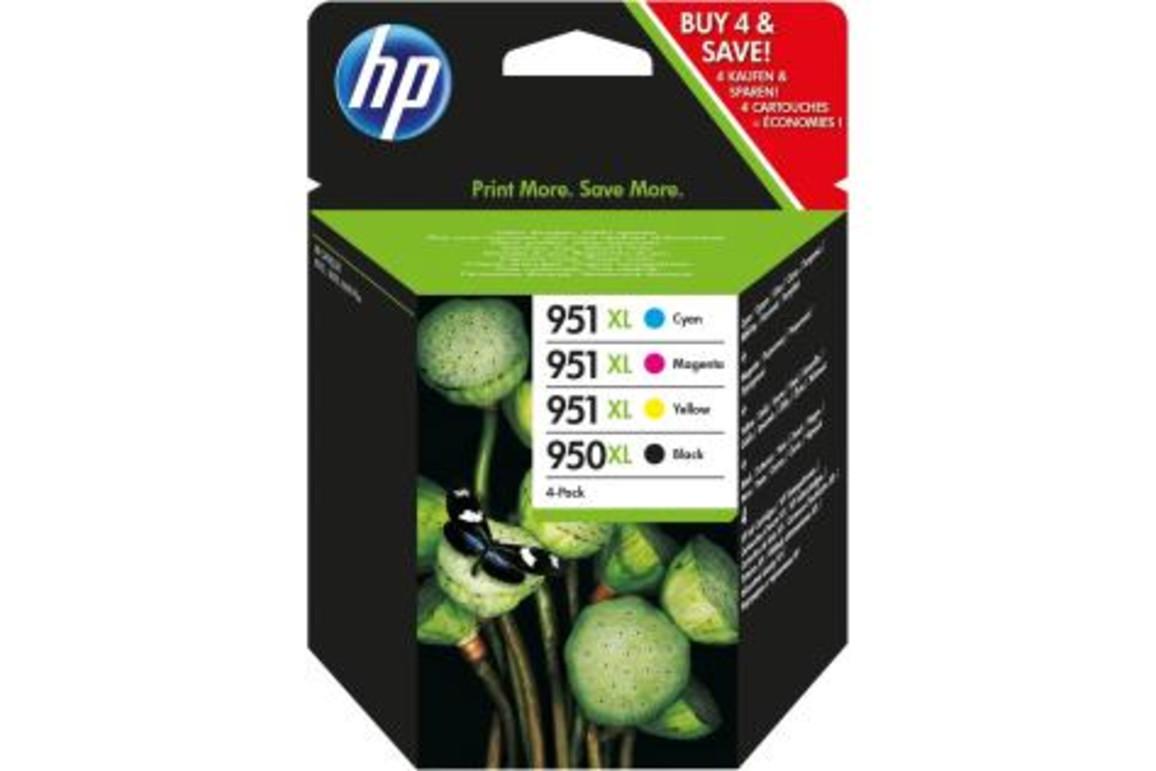 HP Ink Nr.950XL + 951XL, Art.-Nr. C2P43AE - Paterno Shop