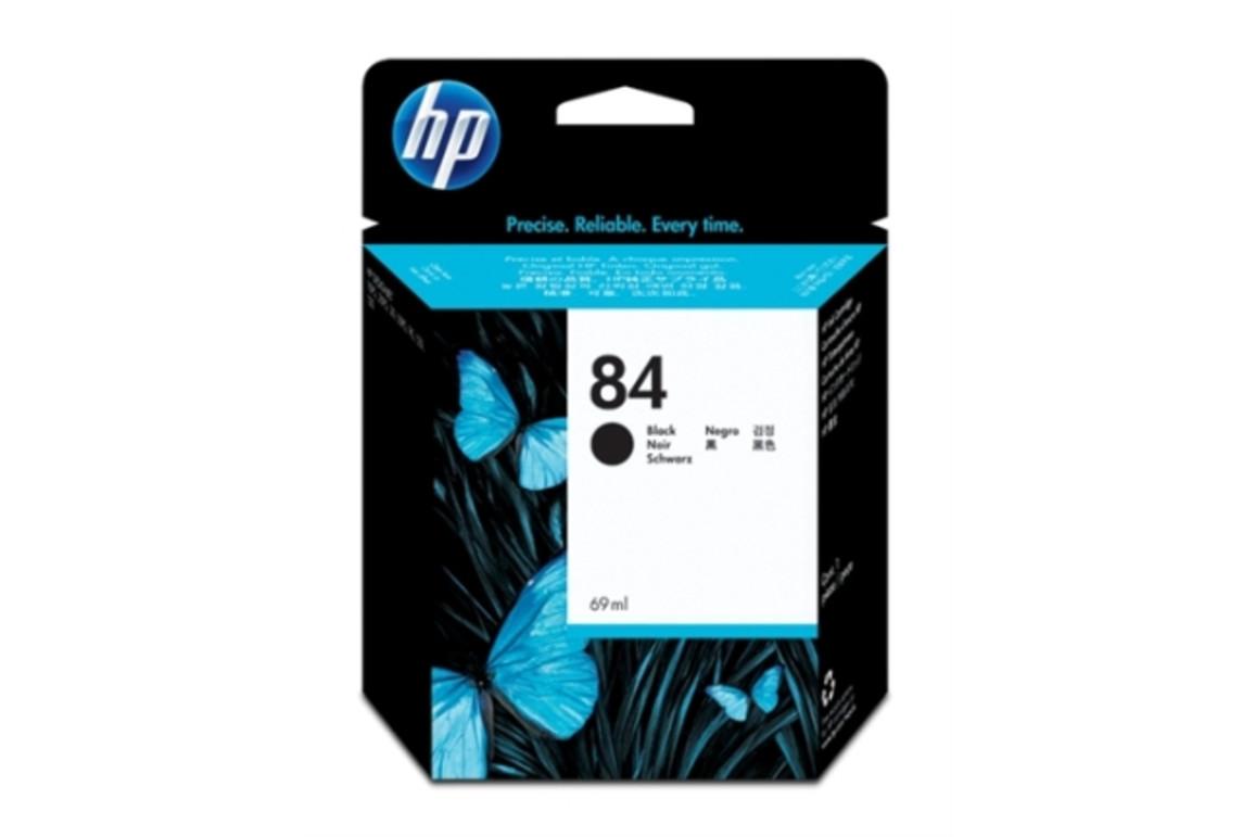 HP Ink Nr.84 black 69ml, Art.-Nr. C5016A - Paterno Shop