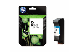 HP Ink Nr.15 black 25ml, Art.-Nr. C6615DE - Paterno Shop