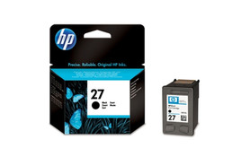 HP Ink Nr.27 black 10ml, Art.-Nr. C8727AE - Paterno Shop