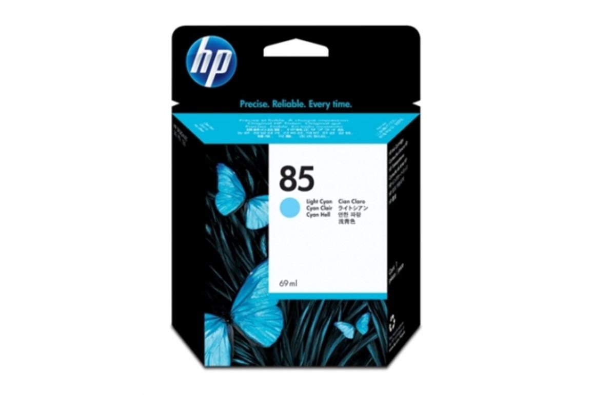 HP Vivera Ink Nr.85 light cyan 69ml, Art.-Nr. C9428A - Paterno Shop