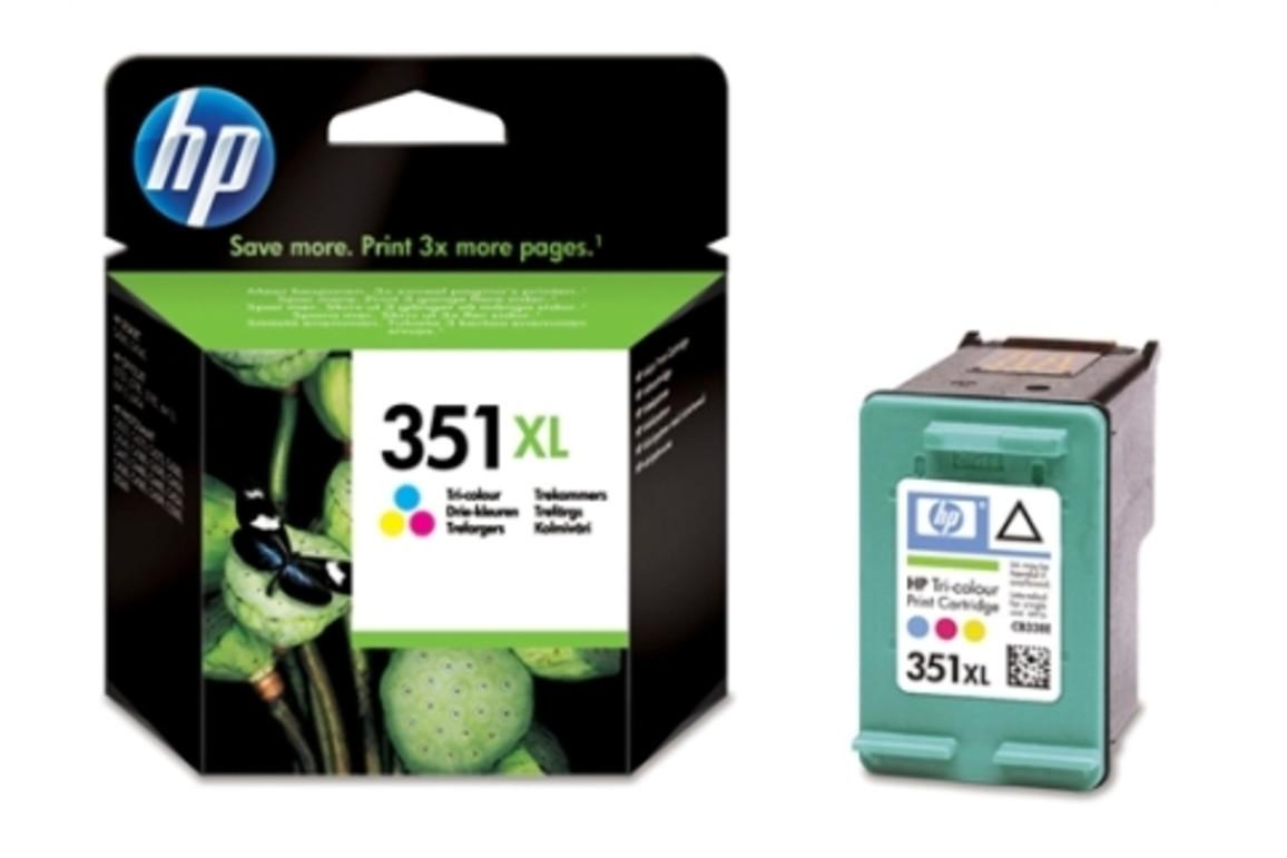 HP Vivera Ink Nr.351XL color, Art.-Nr. CB338EE - Paterno Shop