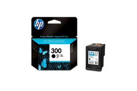 HP Ink Nr.300 black 4ml, Art.-Nr. CC640EE - Paterno Shop