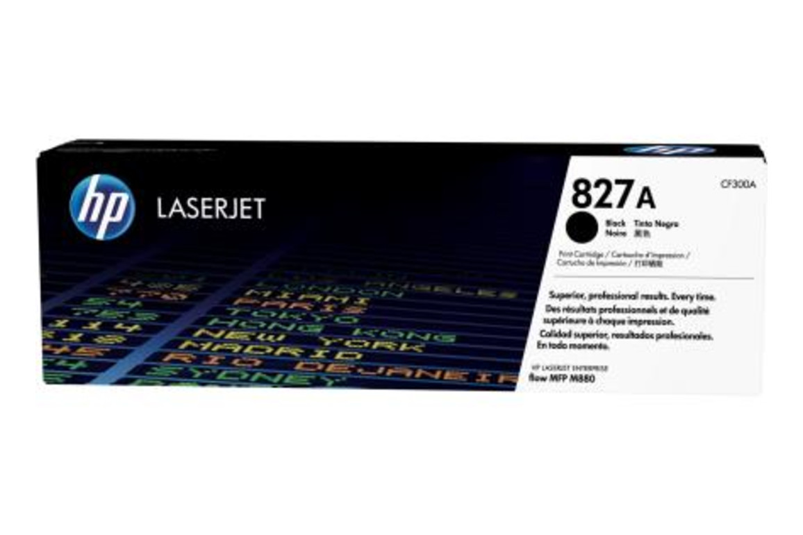 HP LJ Cartridge Nr.827A black 29,5K, Art.-Nr. CF300A - Paterno Shop