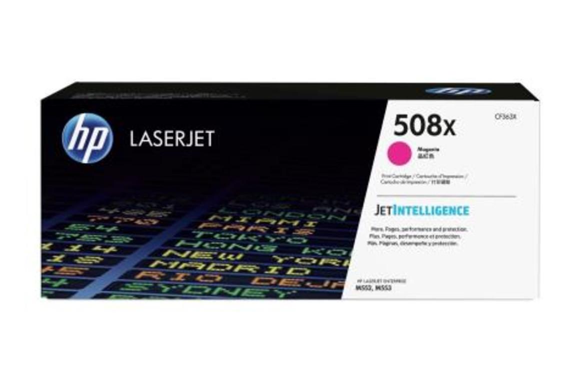 HP LJ Cartridge Nr.508X mag. 9,5K, Art.-Nr. CF363X - Paterno Shop