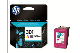 HP Ink Nr.301 color 3ml, Art.-Nr. CH562EE - Paterno Shop