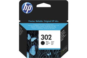 HP Ink Nr.302 black 3,5ml, Art.-Nr. F6U66AE - Paterno Shop