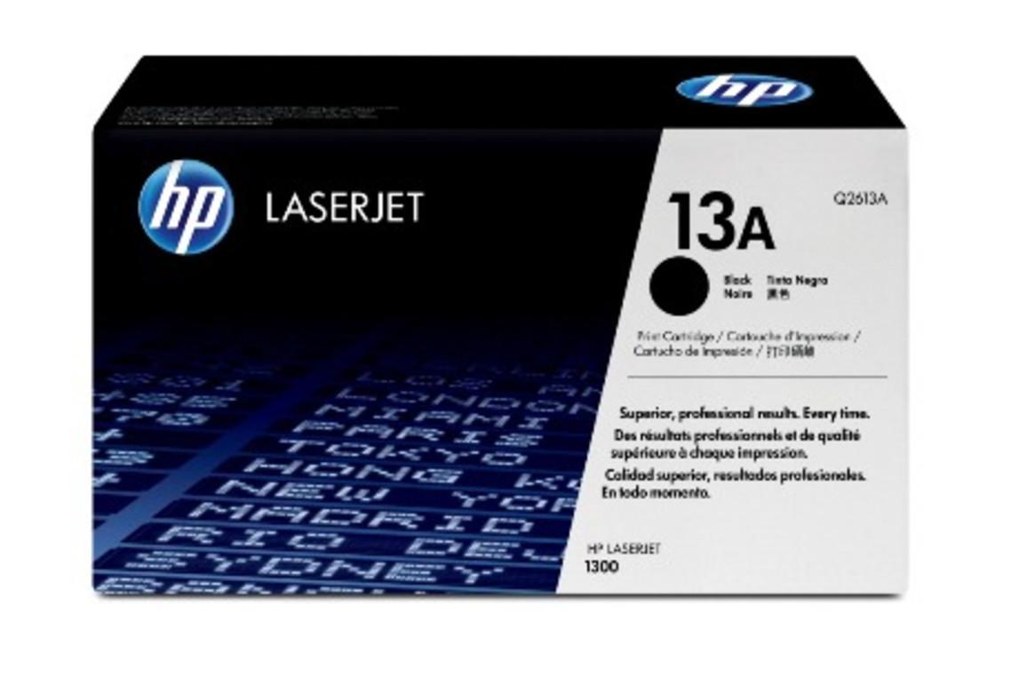 HP LJ Cartridge Nr.13A 2,5K, Art.-Nr. Q2613A - Paterno Shop