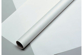Packpapierrolle weiss 100cm 60 gr. 10 lfm, Art.-Nr. SUP90-100-10 - Paterno Shop