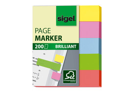 Haftmarker Sigel Film 50x60 mm 5fbg, Art.-Nr. HN615 - Paterno Shop