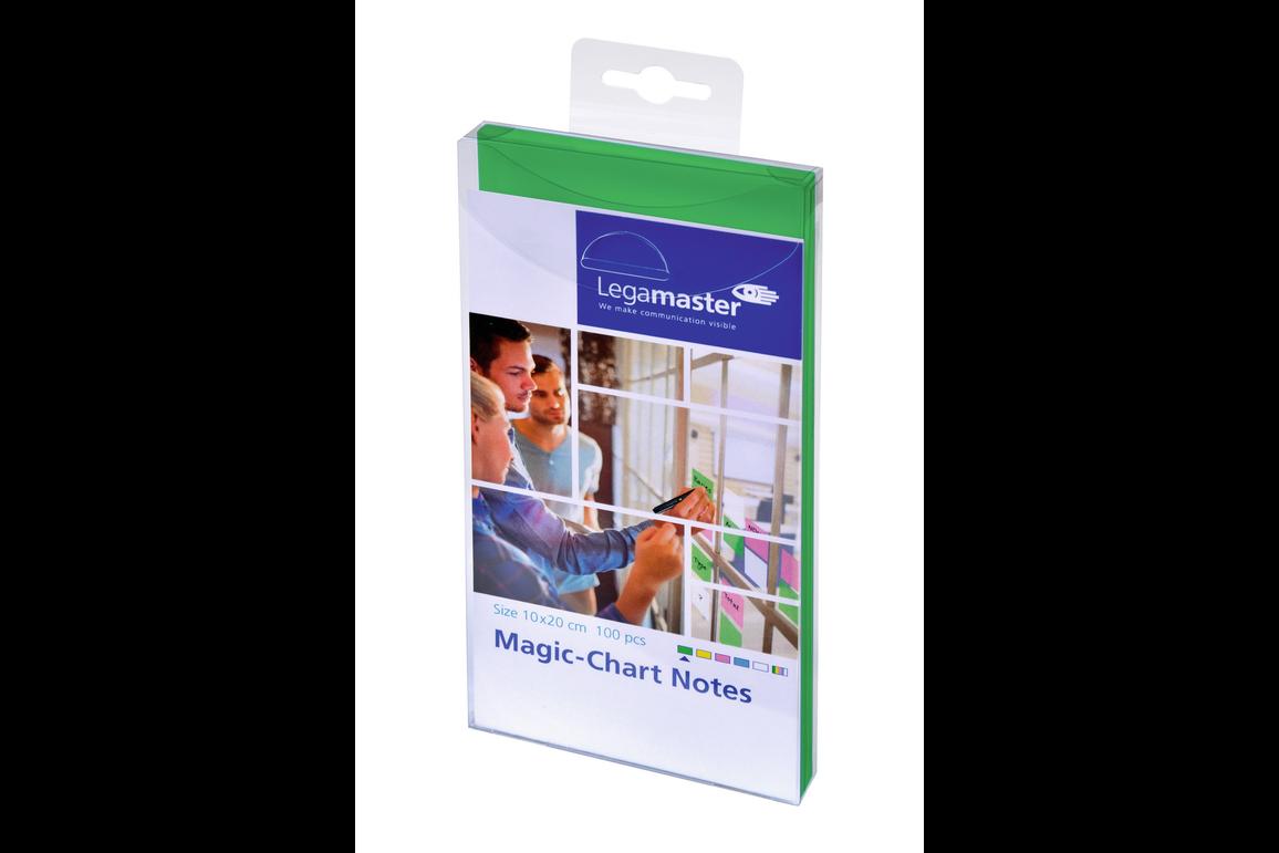 Moderationskarten Magic-Chart 10x20 cm, Art.-Nr. LM1594 - Paterno Shop