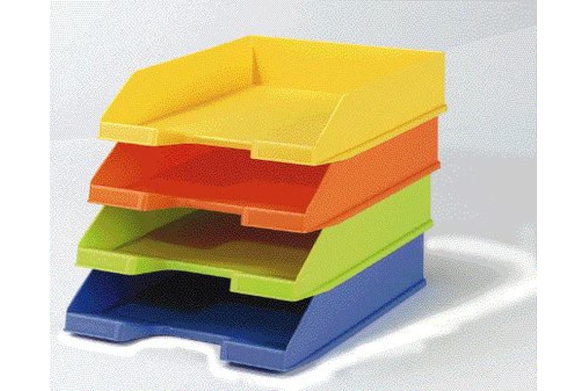 Briefkorb Exacompta Combo A4 lila transluzent, Art.-Nr. 0113-LITR - Paterno Shop